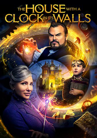 House With A Clock In Its Walls HDX VUDU or iTunes via MA