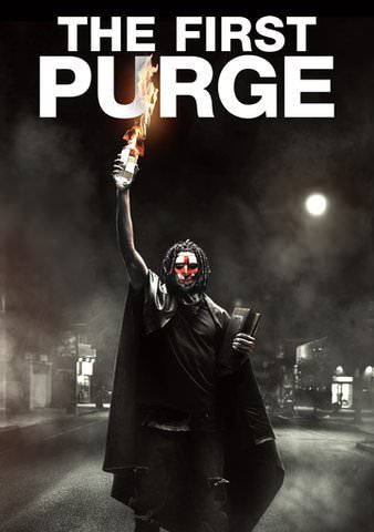 The First Purge 4K UHD VUDU or iTunes via MA