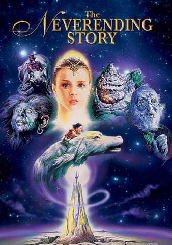 NeverEnding Story HDX UV or iTunes via MA