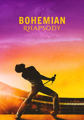 Bohemian Rhapsody 4K UHD VUDU or iTunes via MA