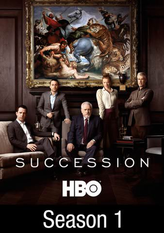 Succession Season 1 HD iTunes