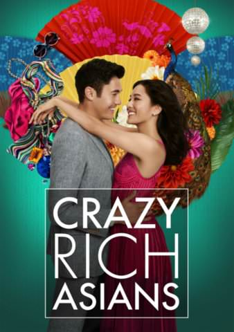 Crazy Rich Asians 4K UHD VUDU or iTunes via MA