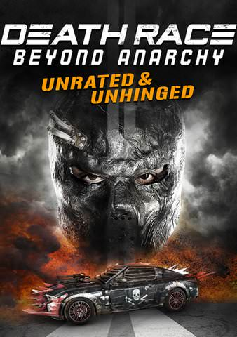 Death Race Beyond Anarchy Unrated HDX VUDU or iTunes via MA