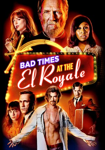 Bad Times At The El Royale 4K UHD VUDU or iTunes via MA
