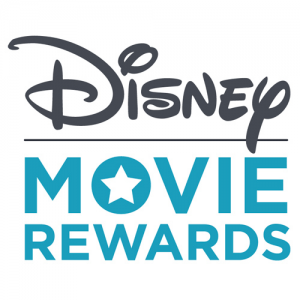 Disney Movie Rewards Points 100-150 Pts. (Choose from different titles)