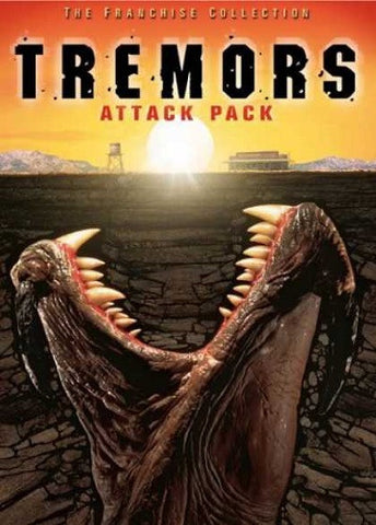 Tremors Attack Pack SD UV/Vudu