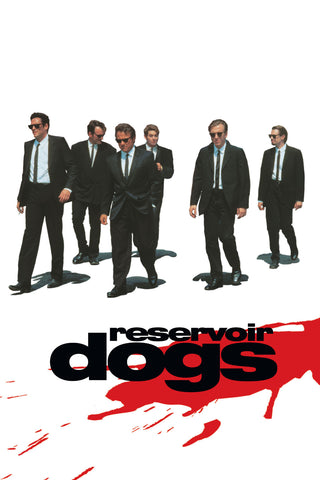 Reservoir Dogs HDX UV