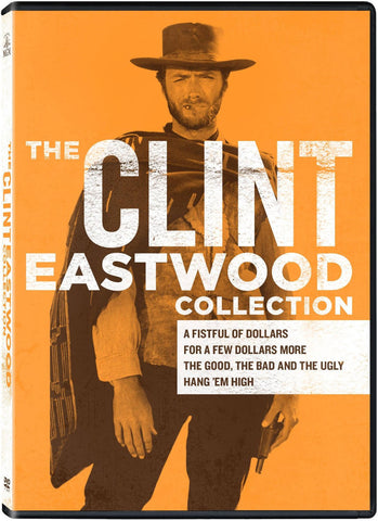 Clint Eastwood Collection SD UV/VUDU