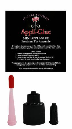 Jillily Studio Appli-Glue Mini Precision Tip Assembly