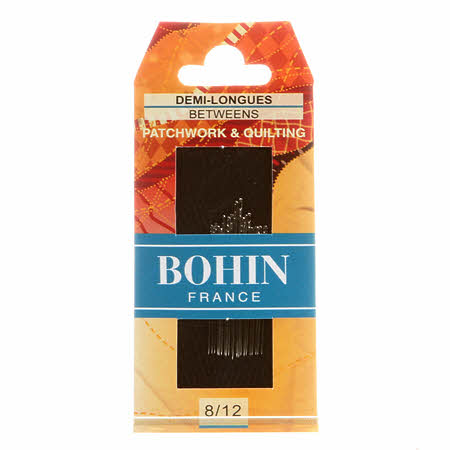 Bohin Betweens Hand Quilting Needles