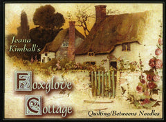 Foxglove Cottage Quilting/Betweens Needles Sampler Package