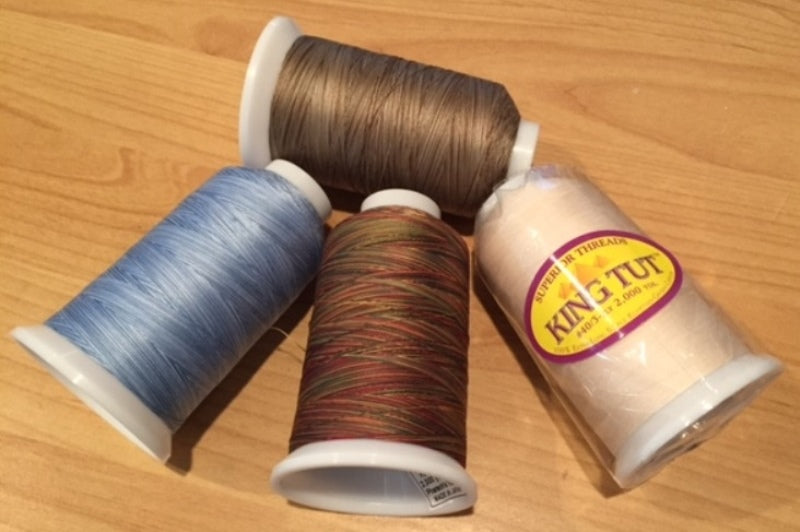 Superior Threads King Tut Cones 2000 yards Half Off Sale! Colors #921-#940