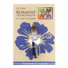 Roxanne Hand Quilting/Betweens Needles - 3 sizes available