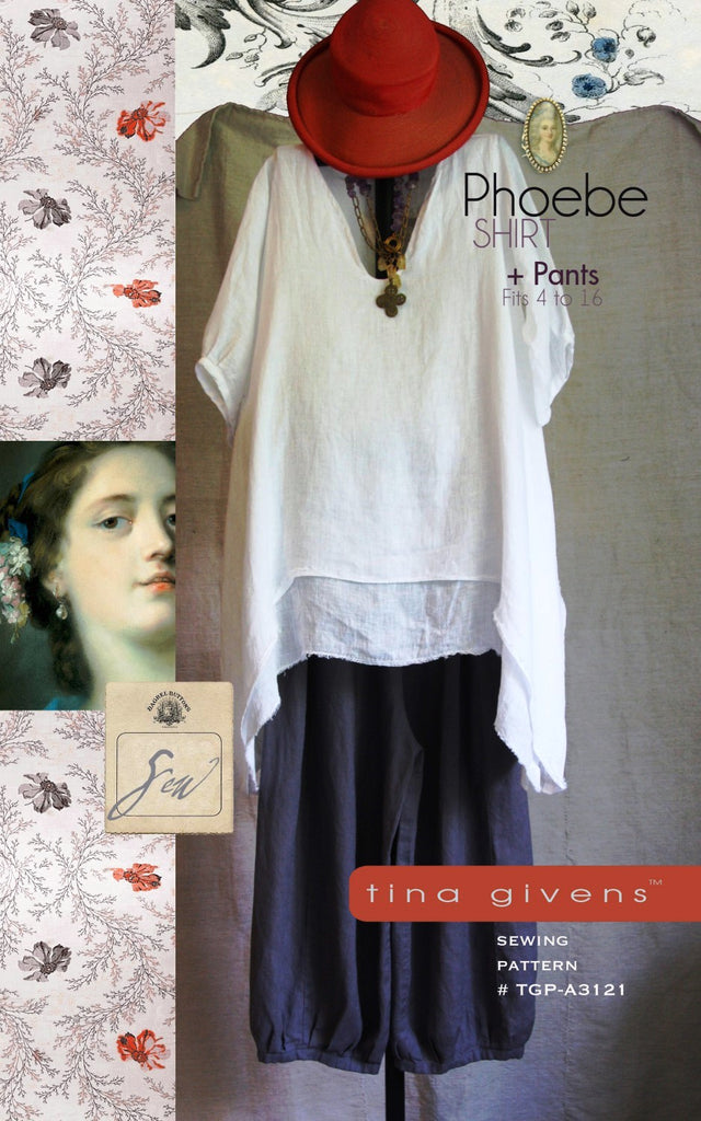 Tina Givens Phoebe Shirt & Pants