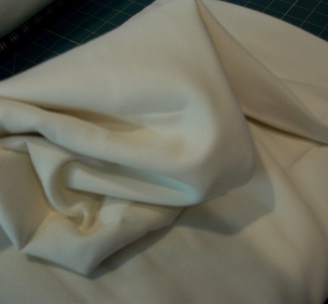 "Wide Sateen - Natural - 118"" wide"