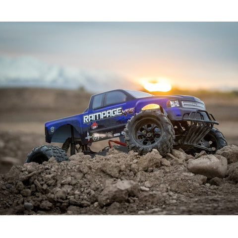 Rampage XT-E Monster Truck 1/5 Scale Electric (With 2.4GHz Remote Control)