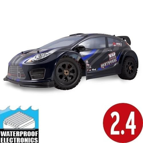Rampage XR Rally 1/5 Scale Gas (With 2.4GHz Remote Control)