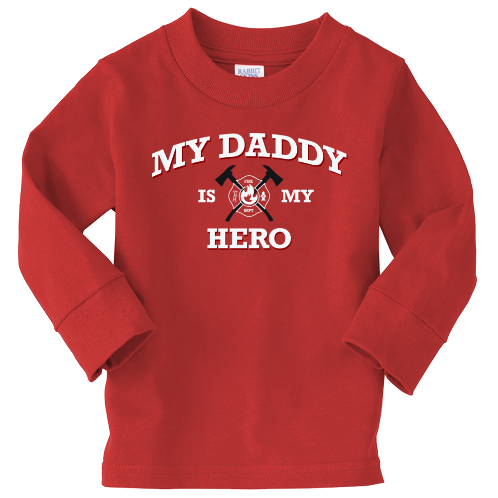 My Daddy is My Hero - Reheroed