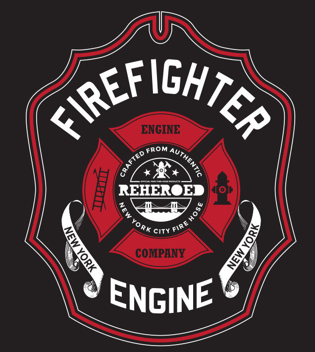 Rookie Engine Tee - Reheroed