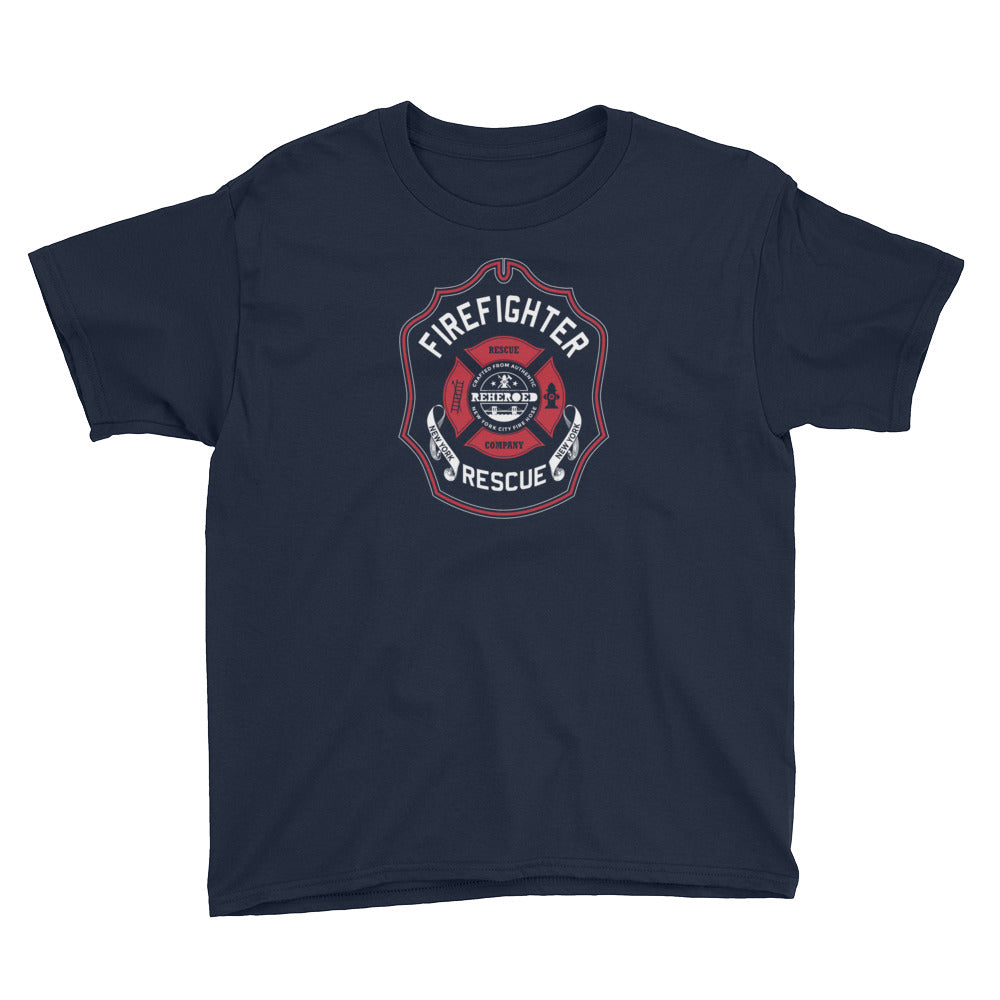 Youth Firefighter Rookie Rescue | Reheroed - Reheroed