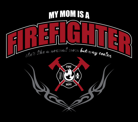 My Mom is a Firefighter | Reheroed - Reheroed