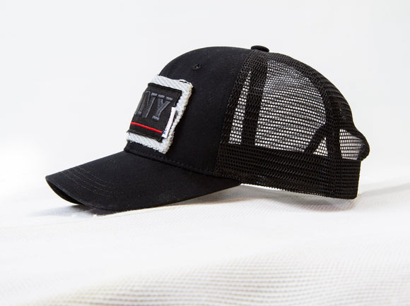 FDNY Thin Red Line Trucker | Reheroed