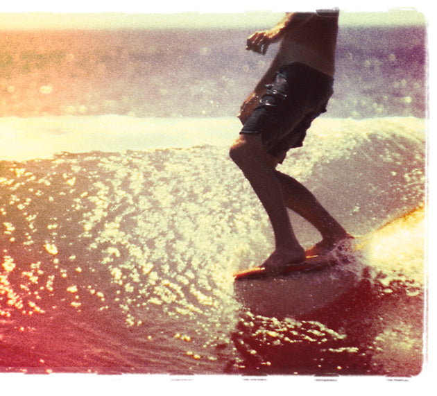"Surf Photo Print ""Byron 5"" - Borrowed Light Series"