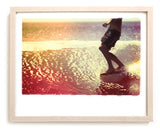 "Limited Edition Surf Photo Print ""Byron 5"" - Borrowed Light Series"