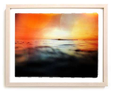 "Surf Photo Print ""Church"" - Borrowed Light Series"