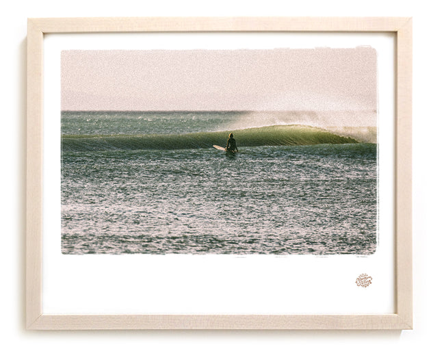 "Limited Edition Surf Photo Print ""Daydream"""