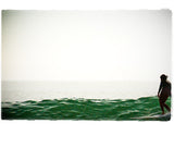 "Surf Photo Print ""Drag"""