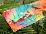 """Tropics"" Surfer Towel Collab"