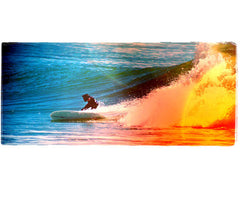 "Limited Edition Surf Photo Print ""Hull"" - Borrowed Light Series"