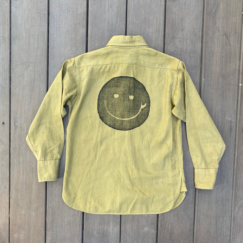Surf Smile Custom Vintage Jacket