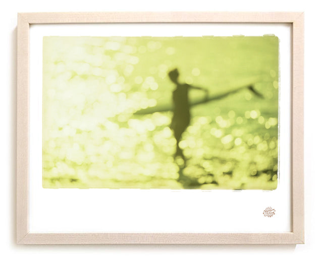"Limited Edition Surf Photo Print ""Into The Mystic"""