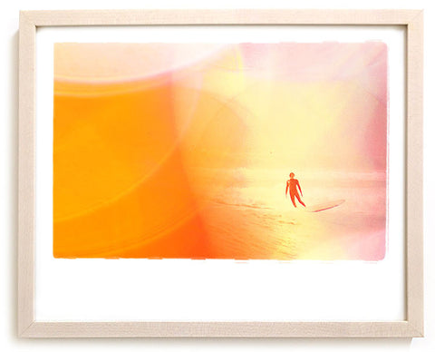 "Surf Photo Print ""Jazz"" - Borrowed Light Series"