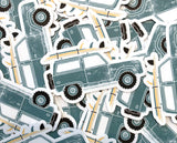 Jeep Stickers (5 Pack)
