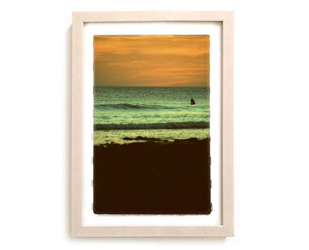"Surf Photo Print ""Last Light"""