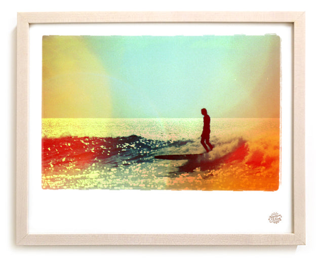 "Surf Photo Print ""Rove"" - Borrowed Light Series"
