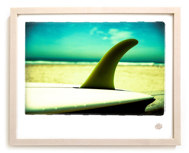"Limited Edition Surf Photo Print ""Single And Loving It"""
