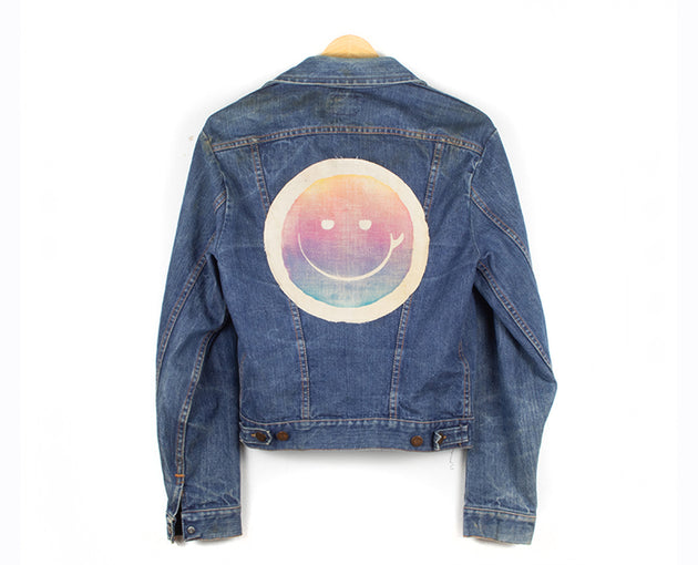 Sunset Smile Vintage Jacket