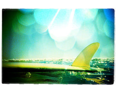 "Surf Photo Print ""The Shallows"" - Borrowed Light Series"