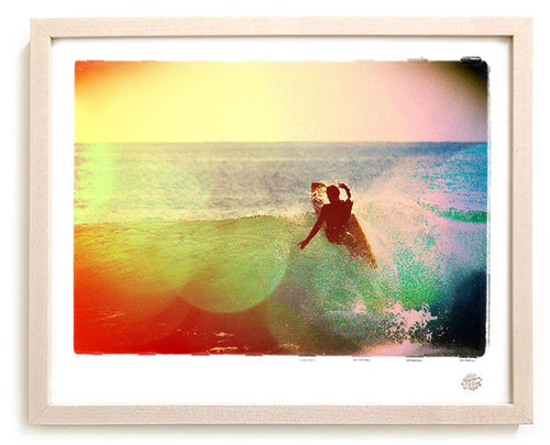 "Surf Photo Print ""Tick"" - Borrowed Light Series"