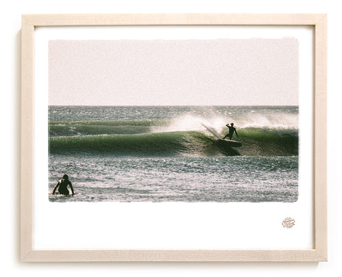 "Surf Photo Print ""To Everything, There is a Season"""