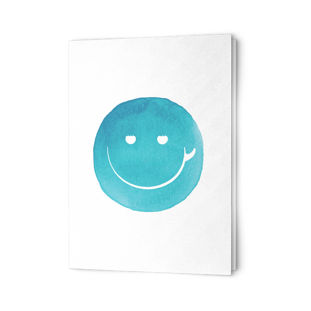 Surf Smile Greeting Card