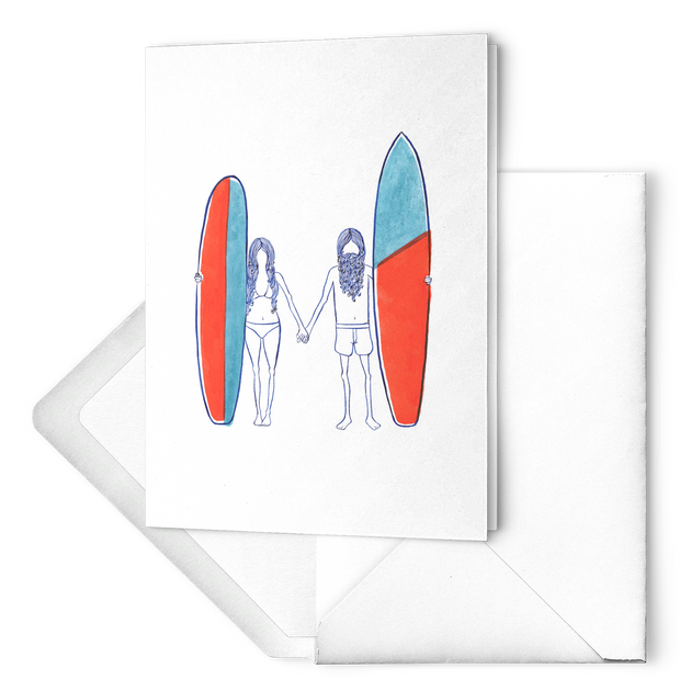 Together Greeting Cards