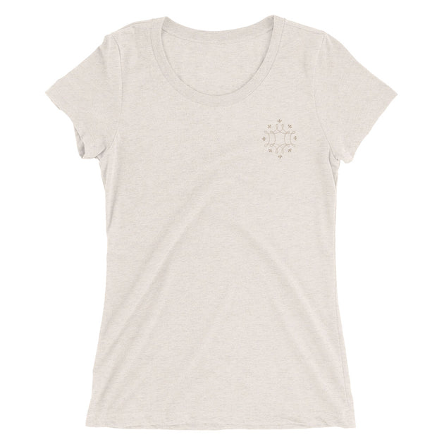 The Spirit Ladies' short sleeve t-shirt