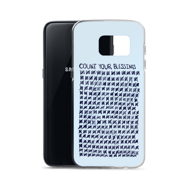 Count Your Blessings Samsung Case