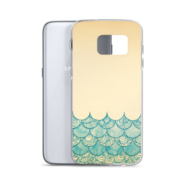 Sedate Sea Samsung Case