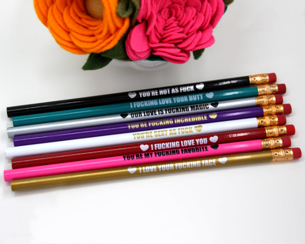 Lovely AF Pencil Pack